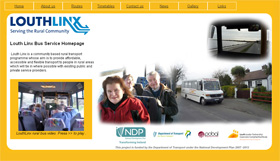 Link to bus service web site